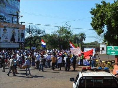 En Encarnación urgen reabrir fronteras con Argentina