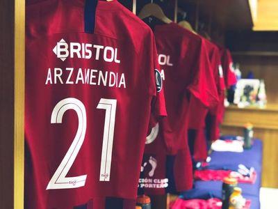 ¿Cuándo retorna al equipo Santiago Arzamendia?