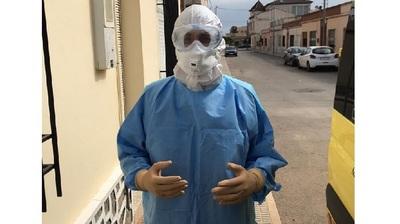 El coronavirus sobrevive en la piel cinco veces más que la gripe