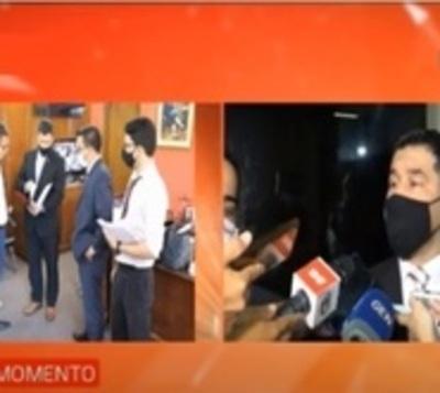 Allanan oficinas del Indert: Imputan a su presidente