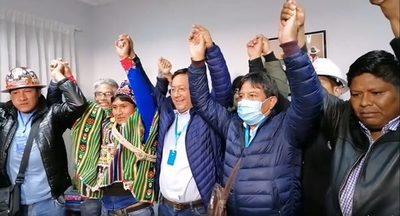 Bolivia: el MAS retorna al gobierno con cómoda victoria el primera vuelta