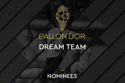 Están los delanteros que aspiran al Balón de Oro Dream Team