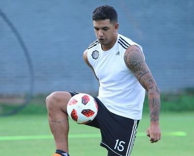 Polenta está para debutar en Copa Libertadores