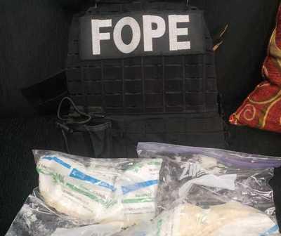 Fue detenida cuando intentaba meter explosivos a Tacumbú