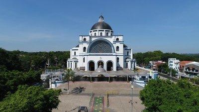 Hasta ahora, Novenario y Misa Central de Caacupé serán sin presencia de feligreses