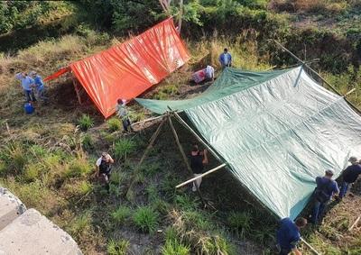 Pobladores de Fonciere y San Alfredo exigen mensura en las tierras de Yambay
