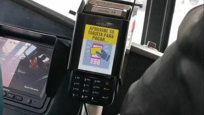 Desde el viernes solo se podrá pagar pasaje con billetaje electrónico