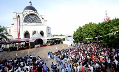 Caacupé: Peregrinantes deberían agendarse para cumplir promesa