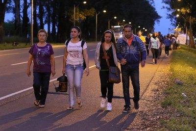 """Crónica / CAACUPÉ: Agendarse para peregrinar porque """"llamarán lista"""""""
