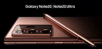 Beneficios exclusivos para usuarios del nuevo Samsung Galaxy Note20