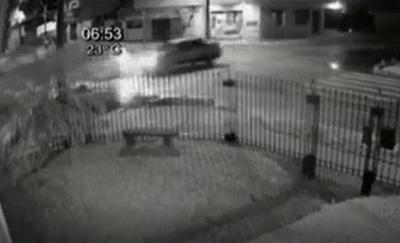 Buscan a quien chocó a un auto dejando a su suerte a reducteño que quedó herido » San Lorenzo PY