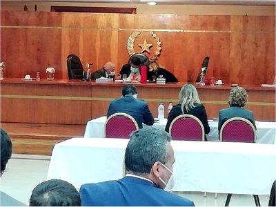 Suspenden por tercera vez juicio oral en caso de audios filtrados