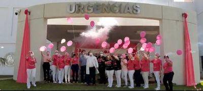 En Pedro Juan Caballero se celebró el Día Mundial de Lucha contra el Cáncer de Mama