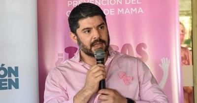 """Nenecho Rodríguez se solidariza con la campaña """"Te-Tas Palpando"""""""