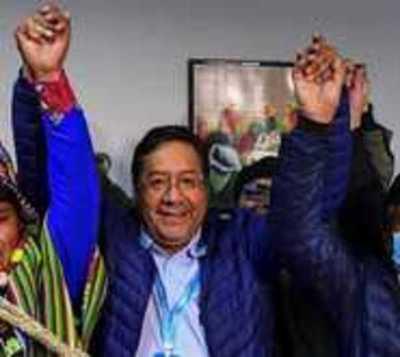 Candidato de Evo Morales es el nuevo presidente de Bolivia
