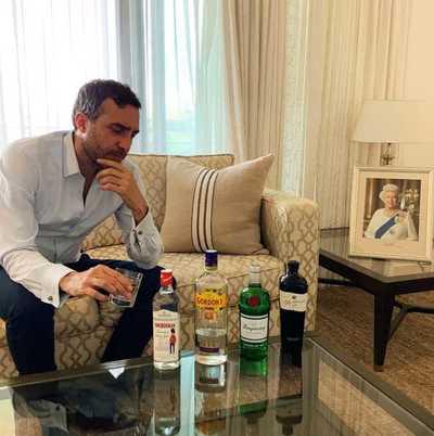 ¡Día Internacional del Gin Tonic y el nuevo embajador británico lo sabe!