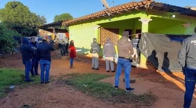 HOY / Casa donde se produjo el múltiple homicidio en Capiatá fue visitada por delincuentes