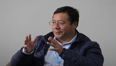 Bolivia tiene un nuevo presidente electo: Luis Arce y su vicepresidente David Choquehuanca