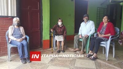 ELEVAN RECLAMO ANTE HACIENDA POR BLOQUEO DE TARJETAS A ADULTOS MAYORES