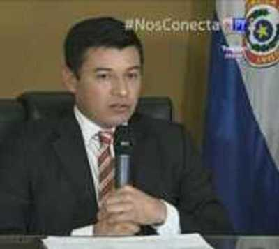 Abdo destituye a Mario Vega del Indert