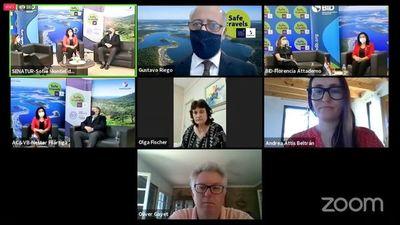 Presentan plataforma virtual de cursos sobre bioseguridad para el sector turismo