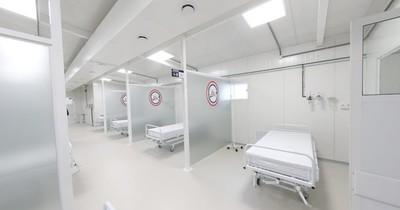 La Nación / Inauguran nuevo pabellón en Hospital Distrital de Limpio