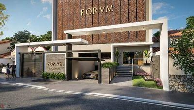 Forum Molas López: el nuevo ícono de Asunción (y el cuarto edificio residencial más alto del país)