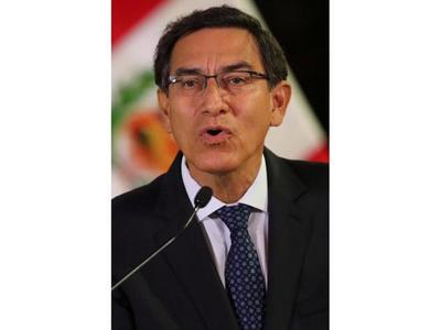 Fiscalía investiga a presidente de Perú por caso de coima