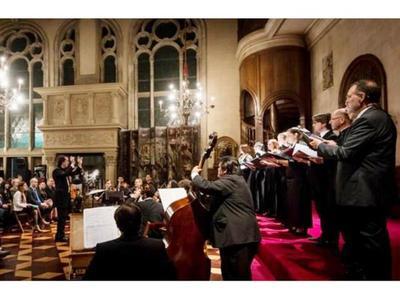 Ciclo  de conciertos de la Sociedad  Bach del Paraguay