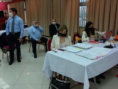Por tercera vez suspenden juicio de audios del JEM por causa del Covid