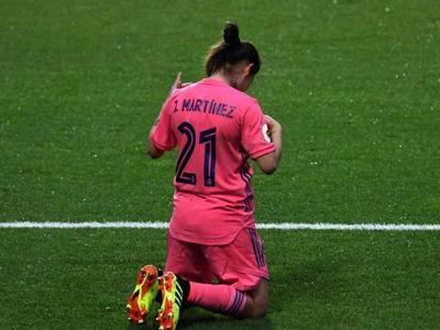 Pirayú Martínez afina  su Real olfato de gol