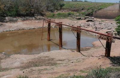 Requieren   G. 4.000 millones para solucionar  falta de agua en Caapucú