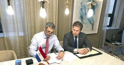La Nación / Cambios de Abdo: Castiglioni dejará el Senado e irá al MIC