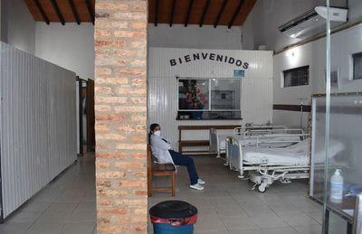 Critican precarios servicios de  IPS en    zona con más de 15.000 asegurados