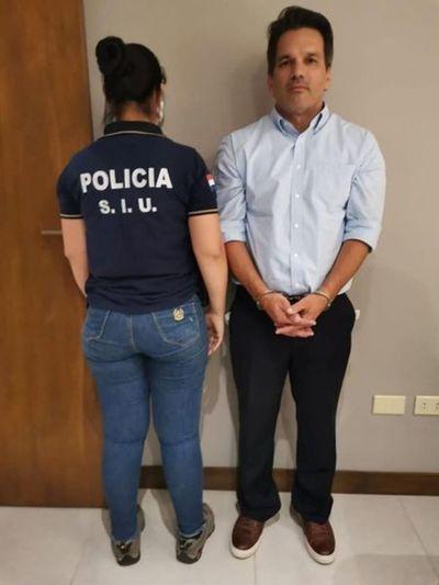 Ex director de TV Pública fue detenido tras incautación de cocaína