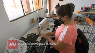 IMPULSAN TALLER DE MANUFACTURA EN CAPITÁN MIRANDA