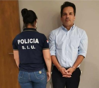 Incautan supuesta cocaína y detienen a exdirector de la TV Pública – Prensa 5