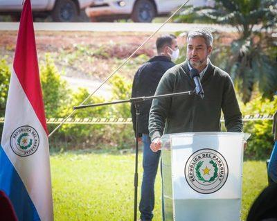 Marito habilitará nuevas infraestructuras para el sistema sanitario, servicio eléctrico, agua potable, y conexión vial para el Alto Paraná