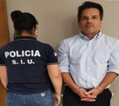 Cae mega carga de cocaína: Exdirector de la TV Pública fue detenido