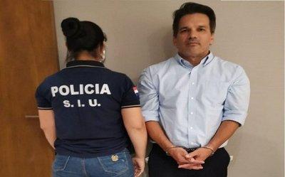 Detienen a extitular de la TV Pública vinculado a millonaria carga de cocaína