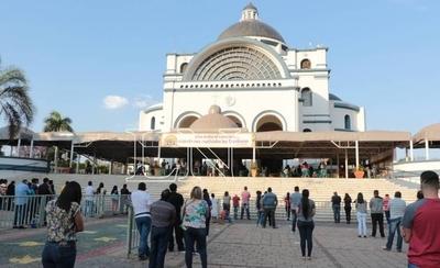 HOY / Caacupé 2020: misa con público reducido o ir a fase 0 durante el 8 de diciembre