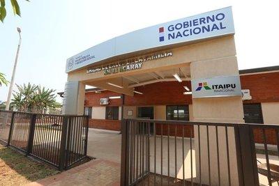 Alto Paraná: Inauguran obras por más de G 26.600 millones
