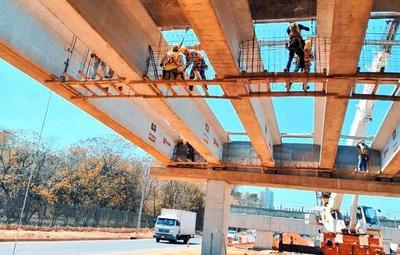 Inician trabajos para construcción de rampa del viaducto del Corredor Vial Botánico
