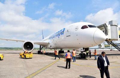 Oficializan apertura de aeropuertos y los vuelos a Europa vuelven el 30