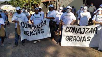 """Quinieleros se movilizan en agradecimiento por seguir trabajando: """"No fuimos olvidados ni marginados"""""""