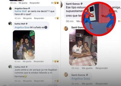 """¡Se le complicó todo! El grupo """"Koa nde 2li"""" se llenó de sus fotos y su justificación causó furor en redes"""