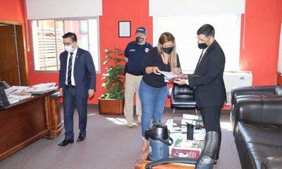 Allanan oficinas del Indert en Asunción en investigación por pedido de coimas – Diario TNPRESS