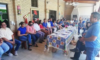 """Padre de Miguel Prieto deja """"Yo Creo"""" y vuelve al PLRA, en equipo de Portillo – Diario TNPRESS"""