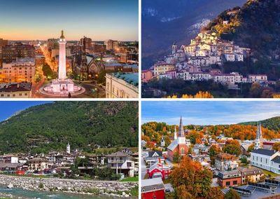 TOP 10 extraordinarios lugares en el mundo, en donde te pagan por mudarte allí
