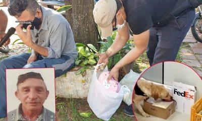 Cae detenido brasileño que enviaba cocaína por courier a distintas partes del mundo – Diario TNPRESS